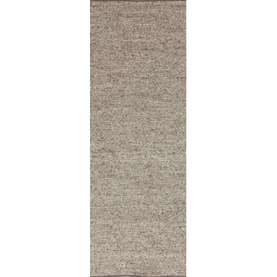 Sunderland Light Gray Area Rug Rug Size: Runner 26 x 8