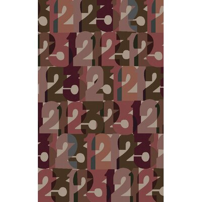 Bowers Area Rug Rug Size: Rectangle 5 x 8