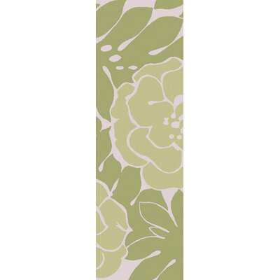 Abigail Forest Area Rug Rug Size: Runner 26 x 8