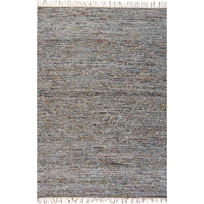 Maribelle Textural Hand-Woven Taupe Area Rug Rug Size: Rectangle 5' x 8'