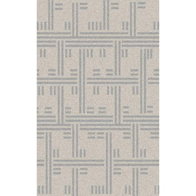 Harlan Taupe Geometric Area Rug Rug Size: Rectangle 33 x 53