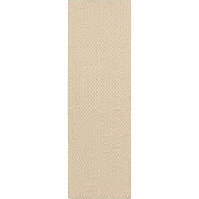 Walton Ivory/Olive Area Rug Rug Size: Rectangle 33 x 53