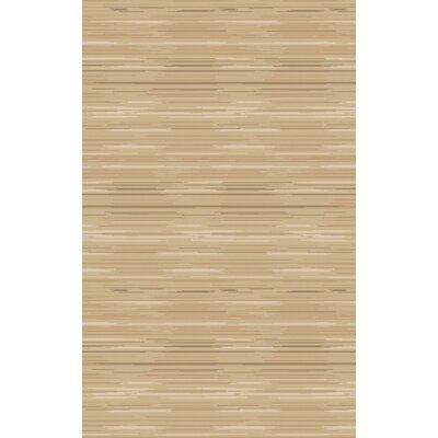 Westville Taupe Area Rug Rug Size: Rectangle 8 x 11