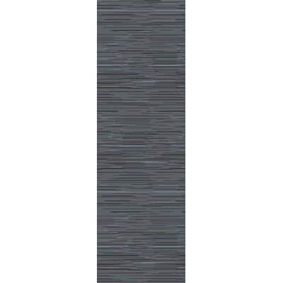 Westville Charcoal Area Rug Rug Size: Rectangle 2 x 3