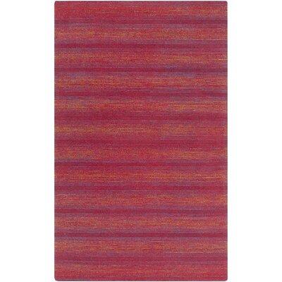 Surya Storm Cherry Indoor/Outdoor Area Rug - Rug Size: 5' x 7'6