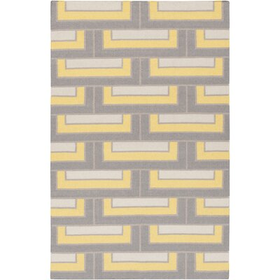 Durgan Geometric Area Rug Rug Size: Rectangle 33 x 53