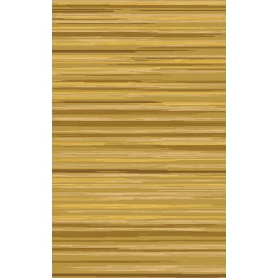 Westville Gold Rug Rug Size: Rectangle 5 x 8