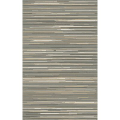 Westville Slate/Gray Area Rug Rug Size: Rectangle 5 x 8