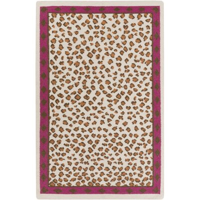 Marigold Geometric Area Rug Rug Size: Rectangle 5 x 8
