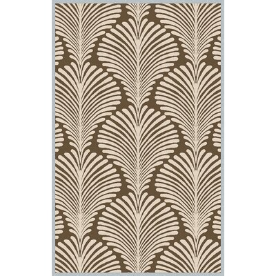 Morehead Beige Geometric Area Rug Rug Size: Rectangle 5 x 8
