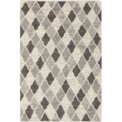 Springwater Beige Geometric Rug Rug Size: Rectangle 5 x 76