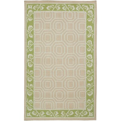 Morehead Gray Geometric Area Rug Rug Size: Rectangle 33 x 53