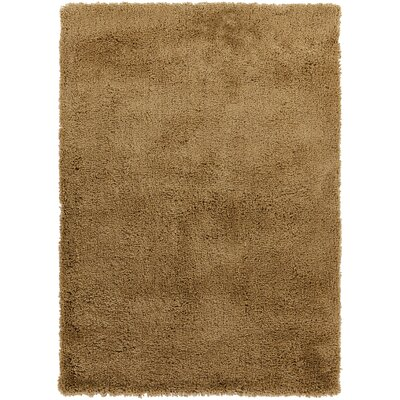 Hallum Gold Rug Rug Size: Rectangle 2 x 3