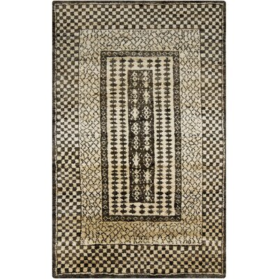Marmolejo Mocha Area Rug Rug Size: Rectangle 5 x 8
