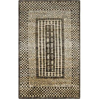 Marmolejo Mocha Area Rug Rug Size: 8 x 11