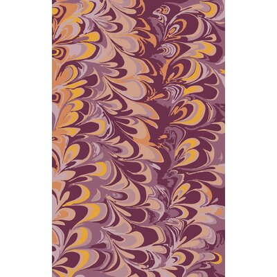 Scylla Multi-Colored Rug Rug Size: 5 x 8