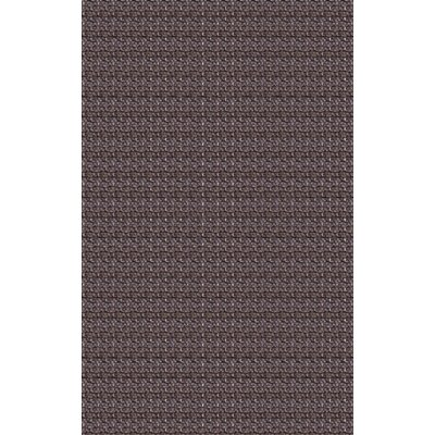 Harmon Mocha Area Rug Rug Size: Rectangle 5 x 8