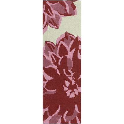 "Surya Budding Carnation Floral Area Rug - Rug Size: Runner 2'6"" x 8' at Sears.com"