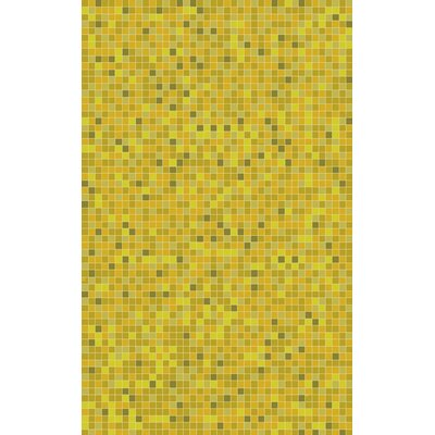 Denver Lemon/Sunflower Area Rug Rug Size: Rectangle 8 x 10