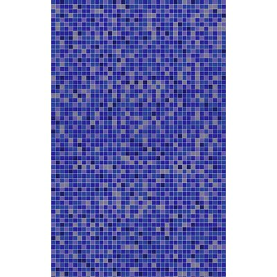 Denver Violet Area Rug Rug Size: Rectangle 8 x 10