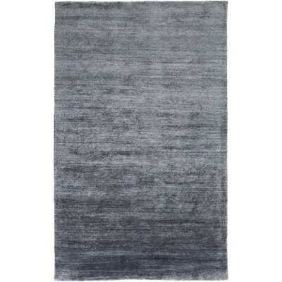 Theodore Grey Solid Area Rug Rug Size: Rectangle 5 x 8