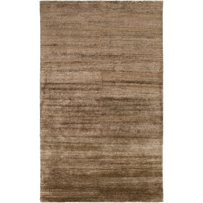 Theodore Mocha Area Rug Rug Size: Rectangle 5 x 8