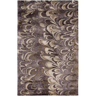 Scylla Multi-Colored Rug Rug Size: 8 x 11