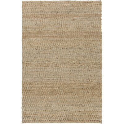 Harmon Beige Area Rug Rug Size: Rectangle 2 x 3