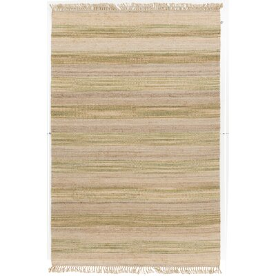 Julia Beige Area Rug Rug Size: Rectangle 5 x 8