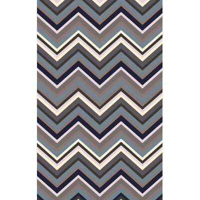 Fonda Chevron Area Rug Rug Size: Rectangle 8 x 11