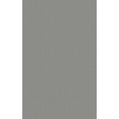 Brewster Gray Area Rug Rug Size: Rectangle 8 x 11