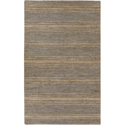 Tyler Light Gray/Beige Area Rug Rug Size: Rectangle 8 x 11