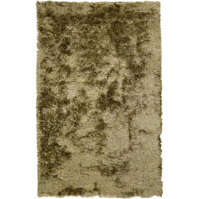 Mel Lime Area Rug Rug Size: Rectangle 8 x 10