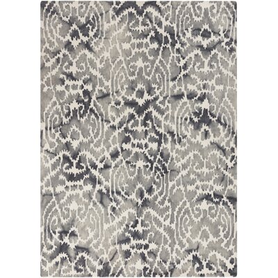 Berradi Ivory/Moss Suzani Rug Rug Size: Rectangle 33 x 53
