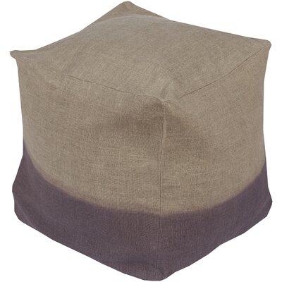 Richards Pouf Ottoman Upholstery: Mauve
