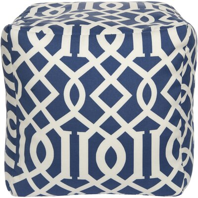 Travis Decorative Pouf Ottoman