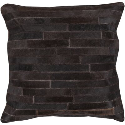 Laursen Throw Pillow Size: 20 H x 20 W x 4 D, Filler: Polyester
