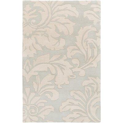 Millwood Light Gray/Slate Area Rug Rug Size: 10 x 14