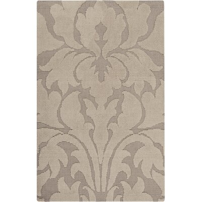 Maci Brown Area Rug Rug Size: 8 x 11