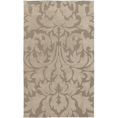 Maci Brown Area Rug Rug Size: 5 x 8