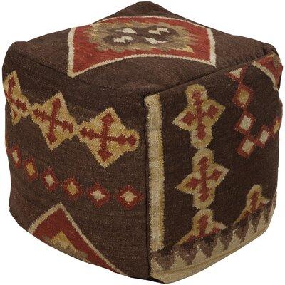 Mars Hill Square Cube Ottoman