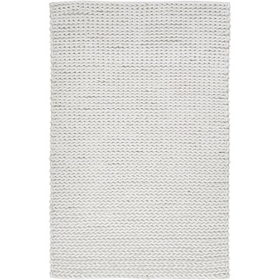 Mathews Ivory Area Rug Rug Size: 9 x 12