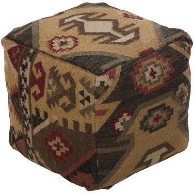 Mars Hill Ikat Cube Ottoman