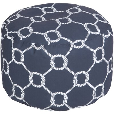 Canadice Rope Pouf