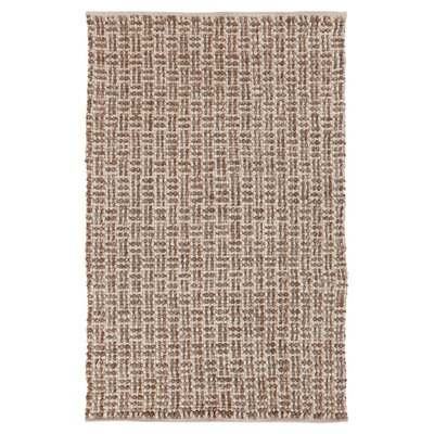 Steuben Tawny Brown Rug Rug Size: Rectangle 5 x 8