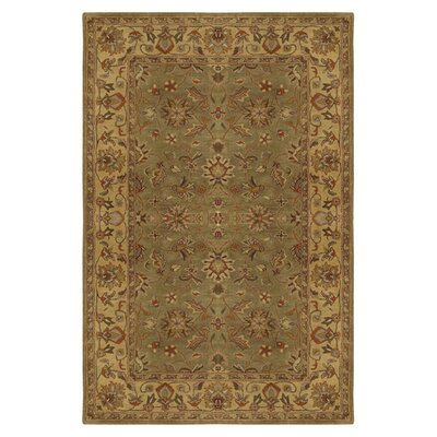 Stanford Fern Rug Rug Size: Rectangle 4 x 6