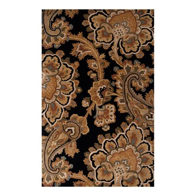 Busch Ink Rug Rug Size: Rectangle 9 x 13