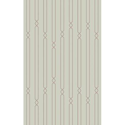 Frontier Gray/Sea Foam Geometric Area Rug Rug Size: 9' x 13'
