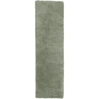 Braun Malachite Green Area Rug Rug Size: Runner 23 x 8
