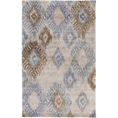 Alisha Tufted Ikat Area Rug Rug Size: Rectangle 2 x 3